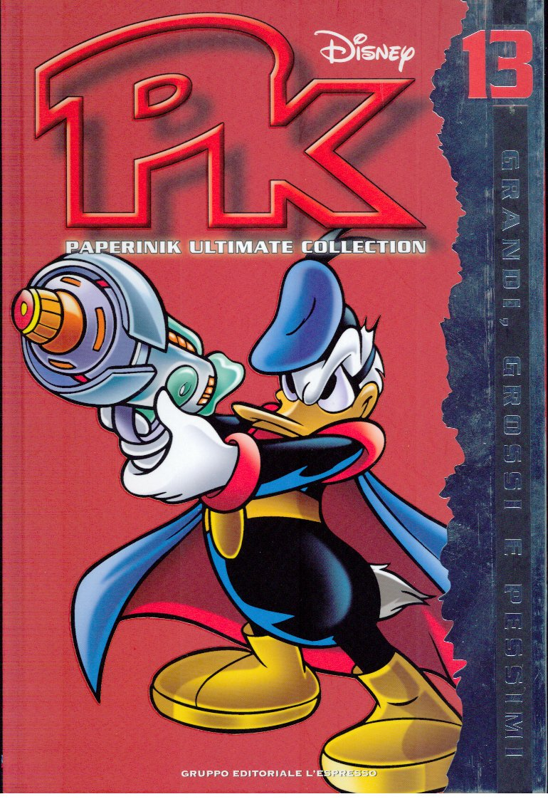 Paperinik Ultimate Collection vol. 13