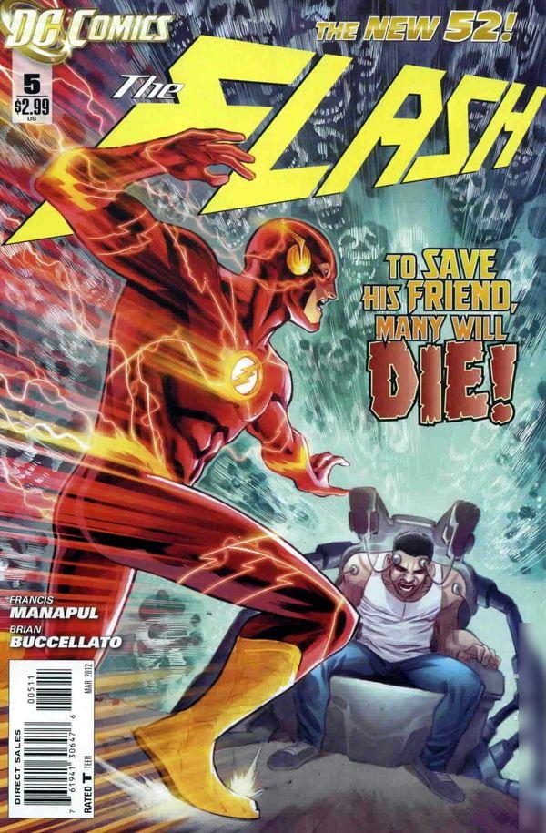 The Flash Vol.4 #5
