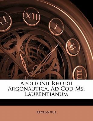 Apollonii Rhodii Argonautica, Ad Cod Ms. Laurentianum