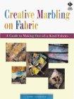 Creative Marbling on Fabric
