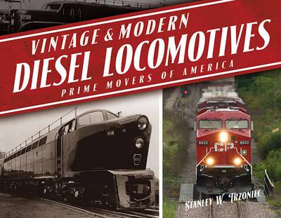 Vintage & Modern Diesel Locomotives