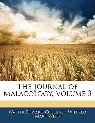 The Journal of Malacology, Volume 3