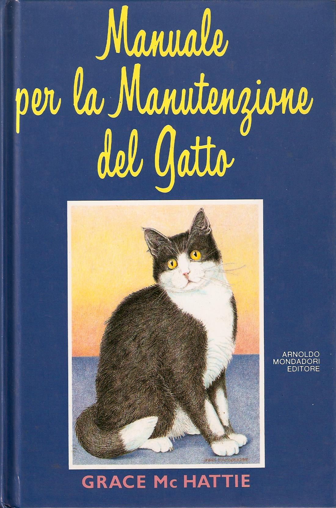 Manuale manutenzione del gatto