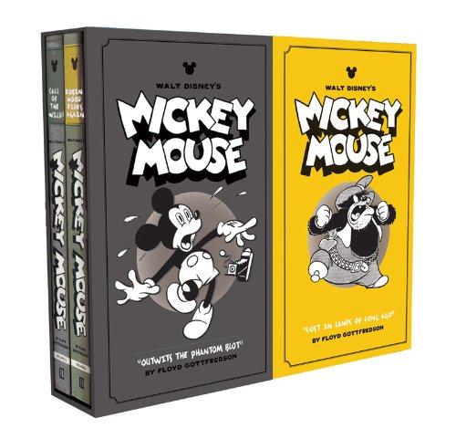 Walt Disney's Mickey Mouse, Vol. 5 & 6