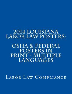 Louisiana Labor Law Posters 2014