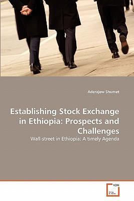 Establishing Stock Exchange in Ethiopia
