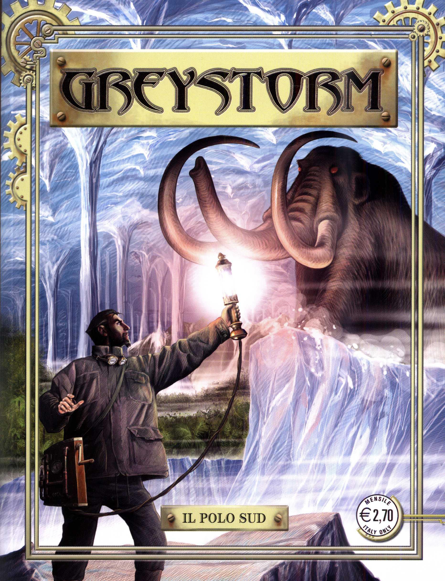 Greystorm n. 3 (di 12)