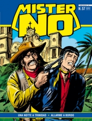 Mister No (ristampa) n. 57