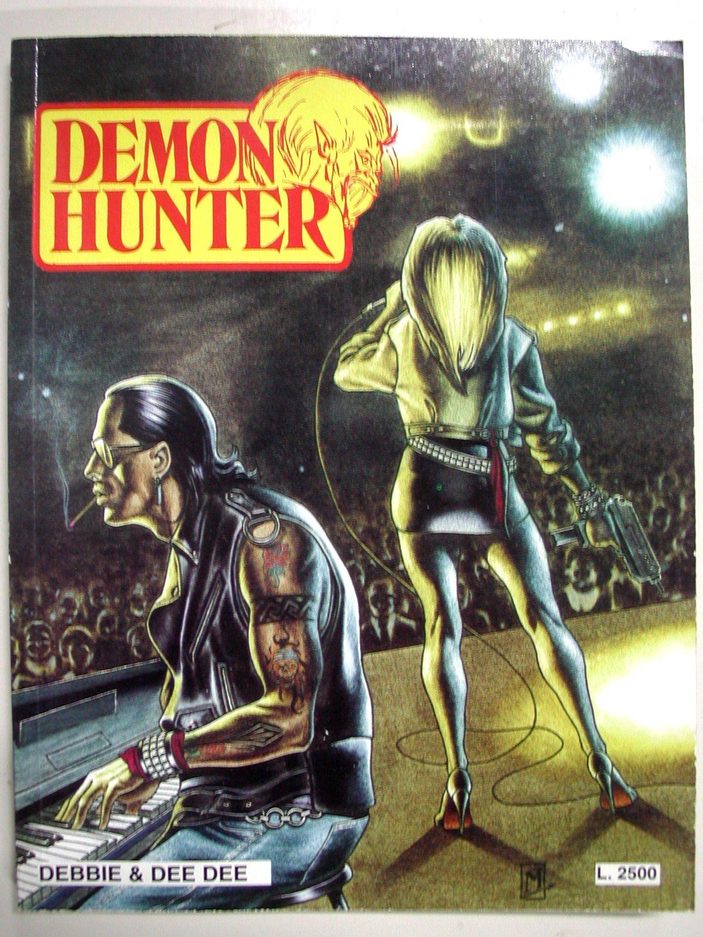 Demon Hunter n. 17