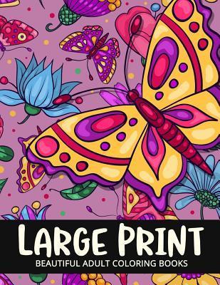 Beautiful Adult Coloring Book