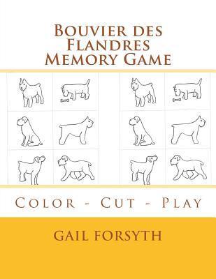 Bouvier Des Flandres Memory Game