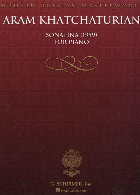 Sonatina, 1959