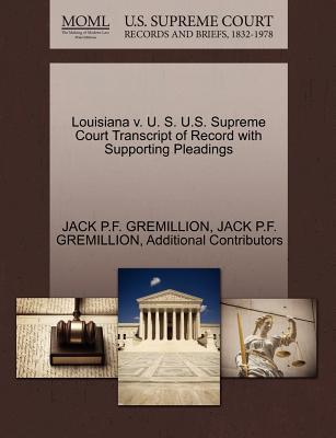 Louisiana V. U. S. U...
