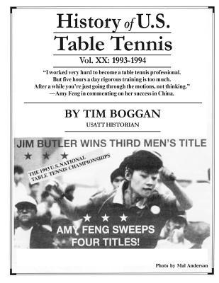 History of U.s. Table Tennis
