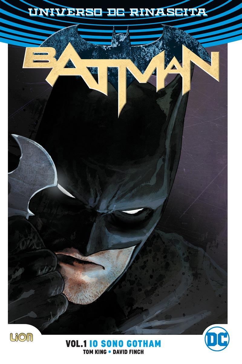 Universo DC: Rinascita - Batman vol. 1