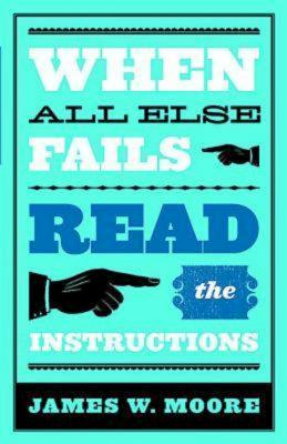 When All Else Fails...Read the Instructions