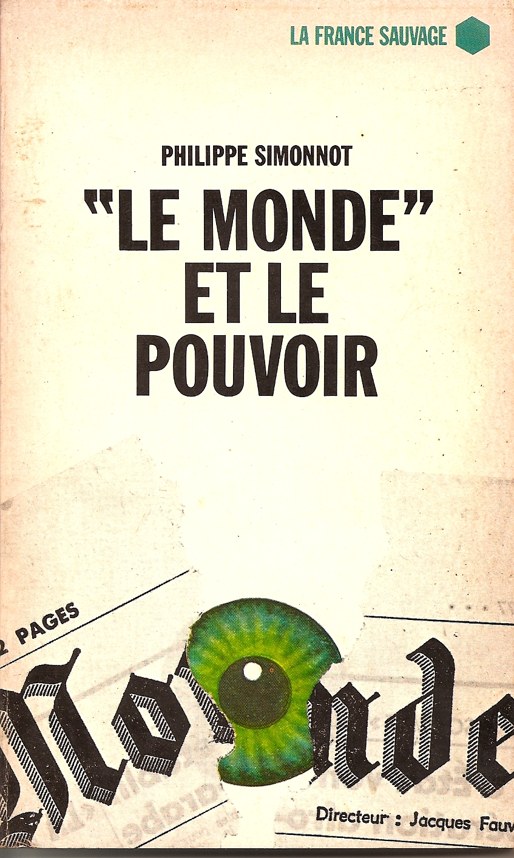 """""""Le Monde"""" et le pou..."""