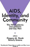 AIDS, Identity, and Community