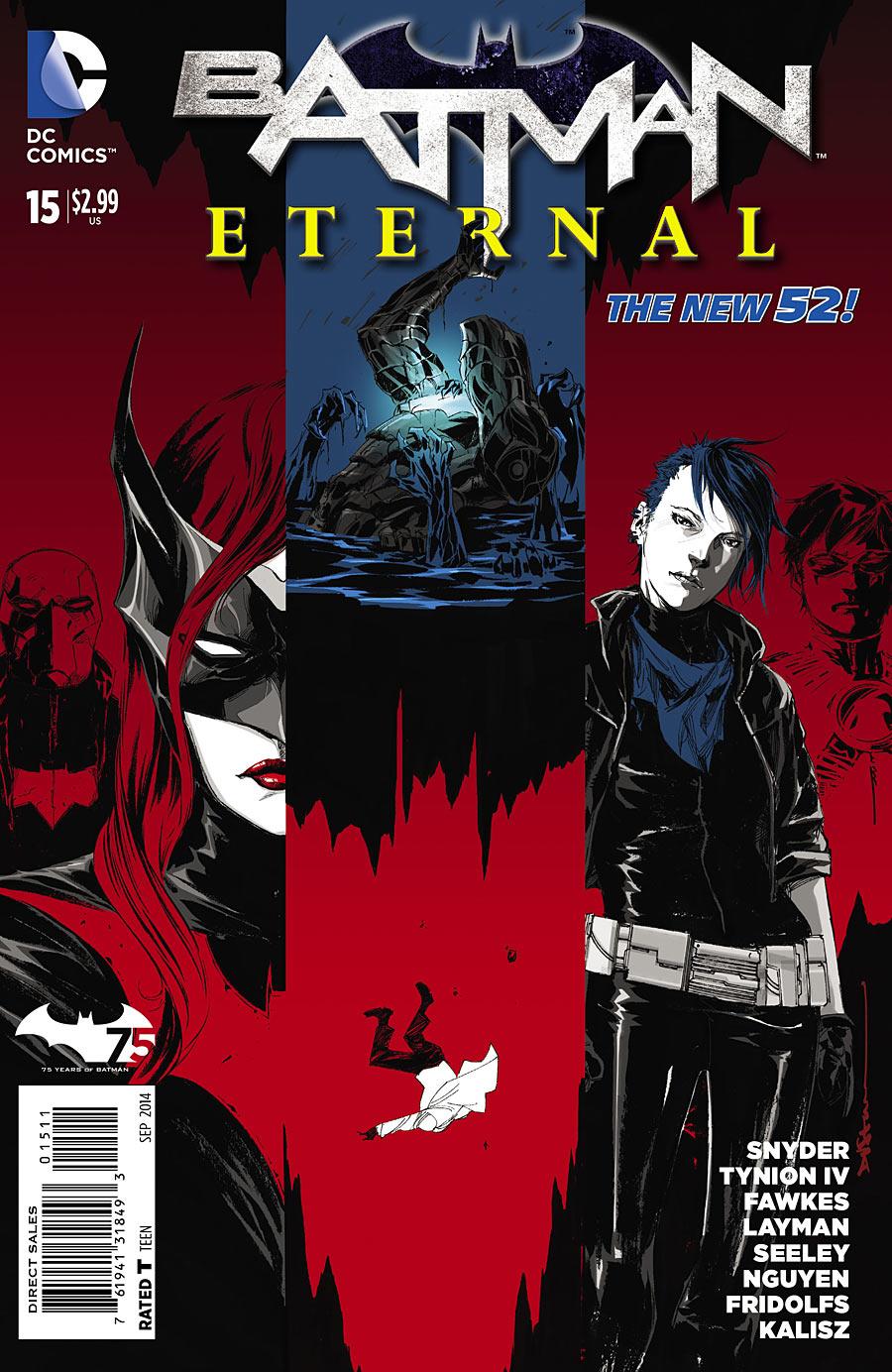 Batman Eternal Vol.1 #15