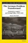 The German Problem Transformed