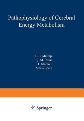 Pathophysiology of Cerebral Energy Metabolism