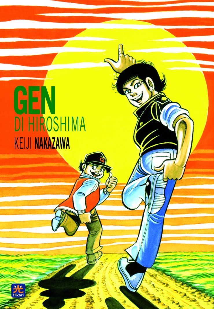 Gen di Hiroshima vol...