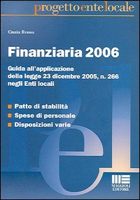 Finanziaria 2006