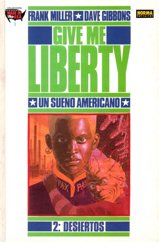 Give Me Liberty #2
