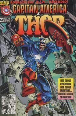 Capitan America & Thor n. 23