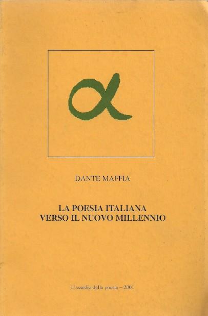 La poesia italiana verso il nuovo millennio