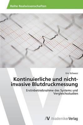 Kontinuierliche und nicht-invasive Blutdruckmessung