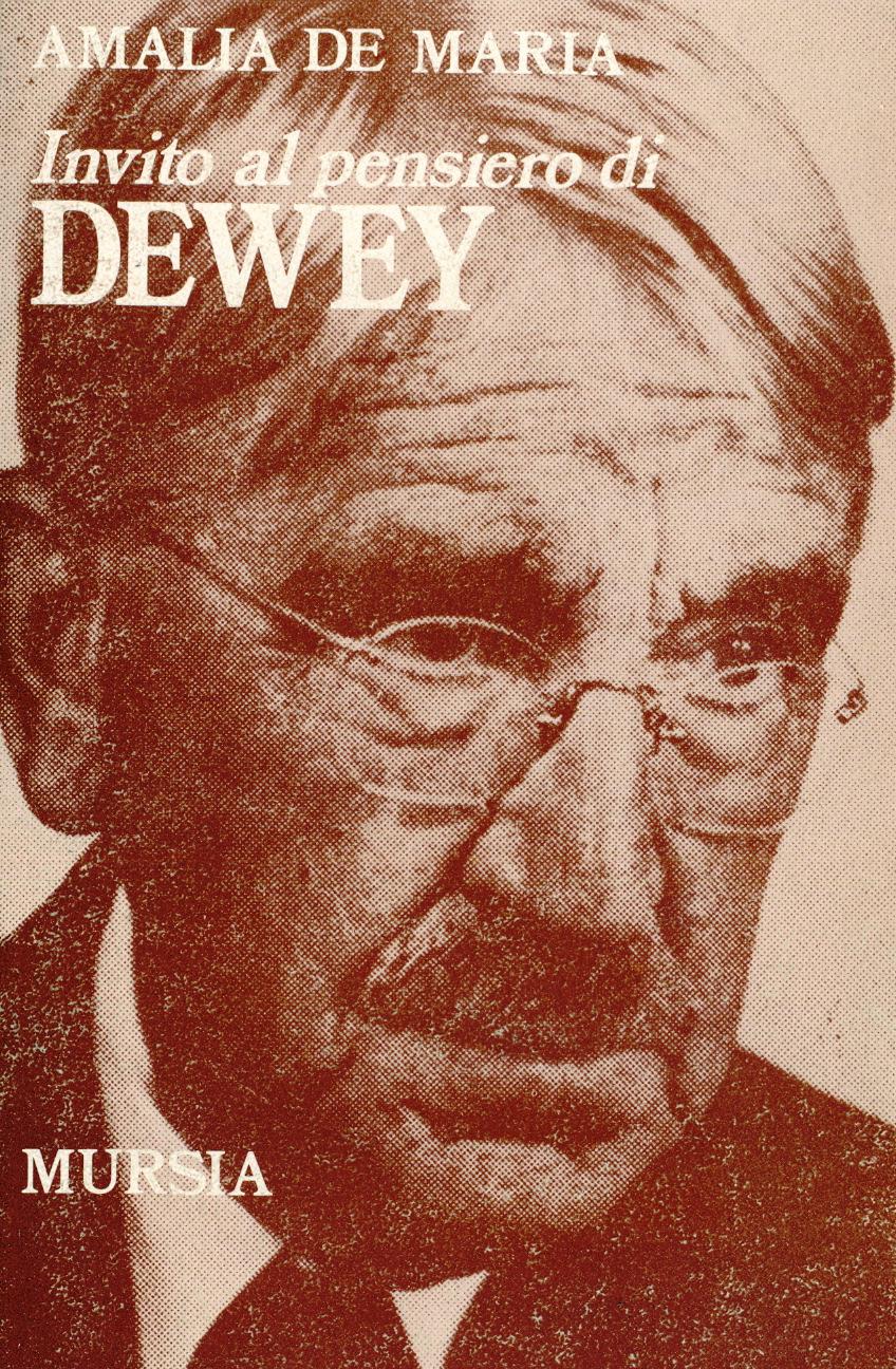 Invito al pensiero di John Dewey