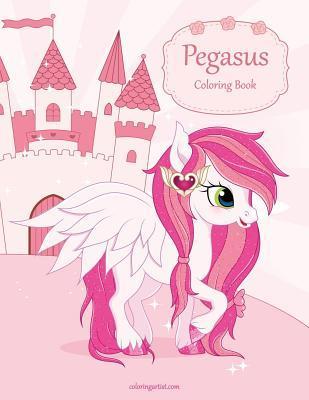 Pegasus Coloring Book