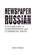 Newspaper Russian