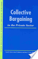 Collective Barganing in the Private Sector