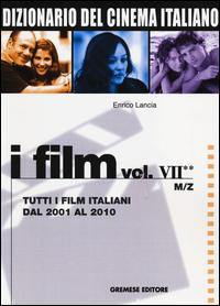 Dizionario del cinem...