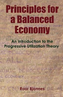 Principles for a Balanced Economy