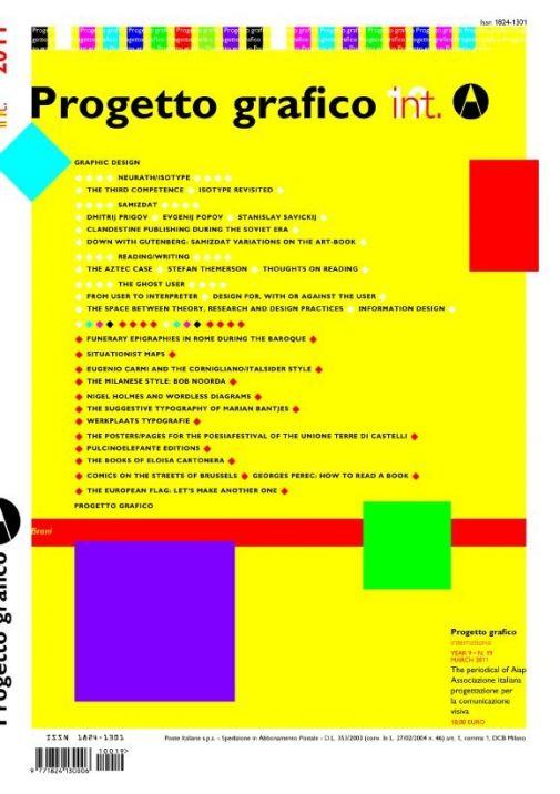 Progetto Grafico 19 (International)