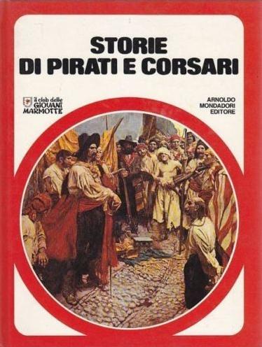 Storie di pirati e corsari