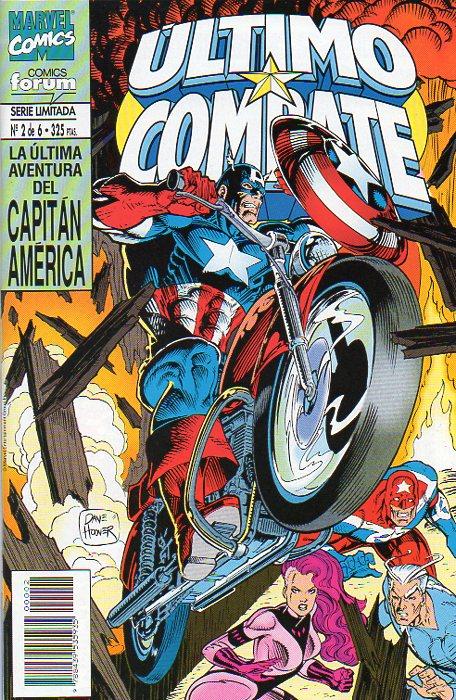 Capitán América: Último combate #2 (de 6)