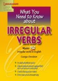 What You Need to Know about Irregular Verbs