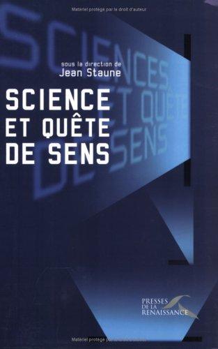 Science et quête de...