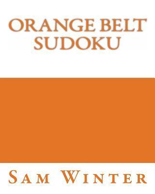 Orange Belt Sudoku