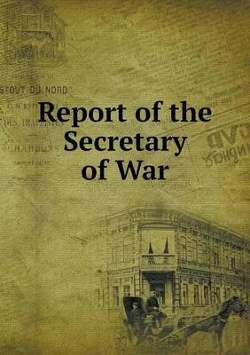 Report of the Secret...