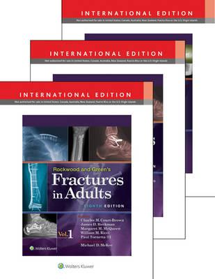 Rockwood, Green, and Wilkins' Fractures in Adults and Children International Package