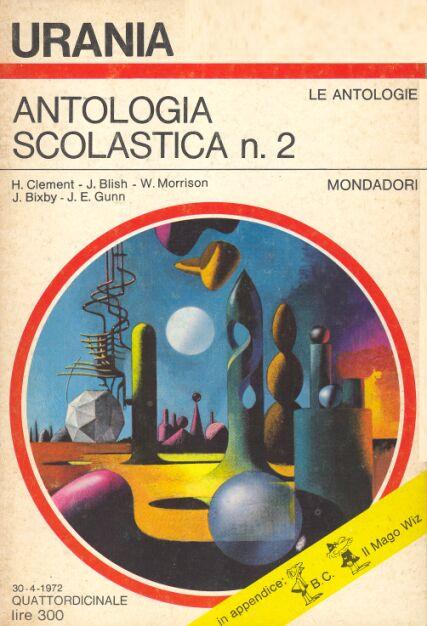 Antologia scolastica...