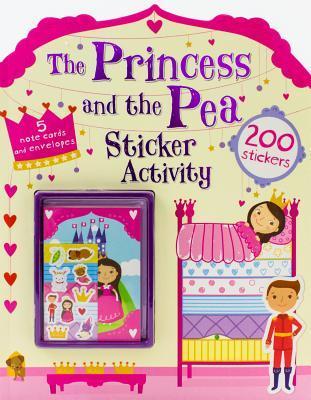 The Princess & the Pea Sticker Activity