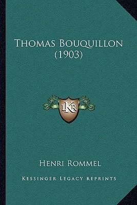 Thomas Bouquillon (1903)
