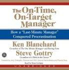 The On-Time, On-Target Manager CD