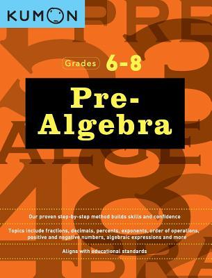 Pre-Algebra Grades 6-8
